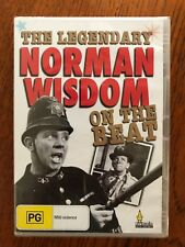 The Legendary Norman Wisdom On The Beat DVD Region All New & Sealed