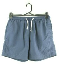 H&M H and M Mens Shorts Navy Blue S Running Sport Gym Stretch Summer Beach Small