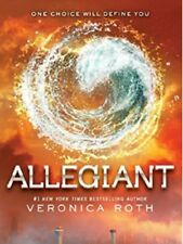 Allegiant (Divergent Series) Hardcover By Veronica Roth