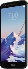 Boost Mobile - LG Stylo 3 4G LTE with 16GB Memory Prepaid Cell Phone - Metallic