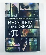 Requiem For A Dream Pi Darren Aronofsky Collection Dvd 2-Disc