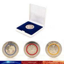 5 Euro Münze Blauer Planet Erde Polymerring 2016 Deutschland Gedenkmünze Münzen