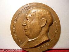 1920 1965 MEDAILLE BRONZE MATERNITÉ DE L'HOPITAL ROTHSCHILD DR P. WALTER