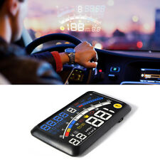 5.5'' Universal OBD2 OBDII Car GPS HUD Head Up Display Overspeed Warning System