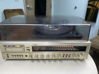 Vintage Yorx AM-FM Multiplex Receiver 8 Track Stereo Recorder(Description)Parts