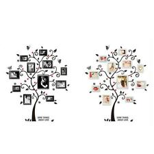 DIY Family Photo Frame Lucky Tree Wall Decals Art Home Decor Wall Stickers