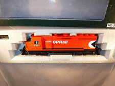 "Kato HO Canadian Pacific/CP Rail EMD GP35 Phase 1b Red ""Multi-Mark"" #5021"