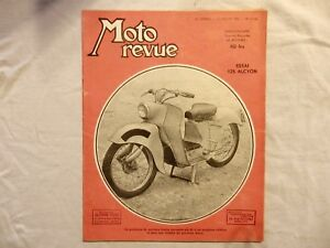 moto revue  1953 numero 1144