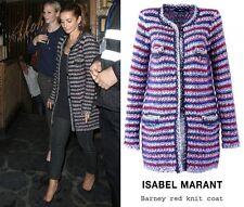 Isabel Marant BARNEY knit cardigan  jacket coat size 42