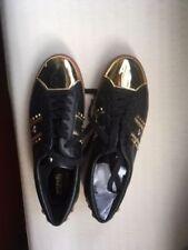 Michael Kors Leather Standard Width (B) Trainers for Women