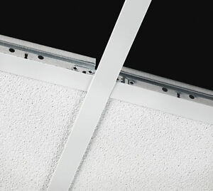 Suspended Sandtone Surf Ceiling Tiles Square Edge 595*595 Full Box Like Dune