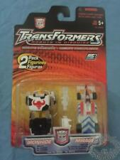 TRANSFORMERS IRONHIDE & MIRAGE ROBOTS IN DIGUISE 2 PACK