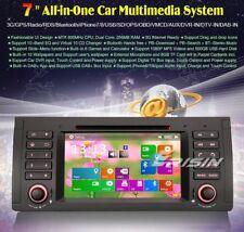 "AUTORADIO Touch 7"" Bmw SERIE 5 X5 E39 E53 Navigatore Bluetooth Comandi volante"