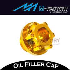 Gold CNC Engine Oil Filler Cap Plug Fit Suzuki DL 1000 V-Strom 2002-2017 06
