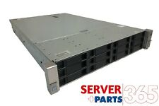 HP PROLIANT DL380 Gen9 G9 4LFF BAREBONE 2x HEATSINK 2x POWER SUPPLY