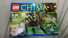 Lego Legends of Chima 70130 le Tank Araignée de Sparratus