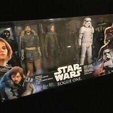 """Star Wars 6 X Rogue uno 12"""" figuras de acción incl. K-2SO, muerte Trooper"""