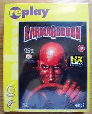 CARMAGEDDON REPLAY BIG BOX MULTILANGUAGES  GAME BRAND NEW PC
