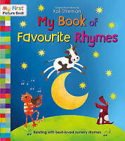 My Book of Favourite Rhymes by Kali Stileman 9780552564007