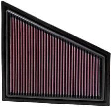 33-2963 K&N Air Filter fit BMW 2.0L L4 F/I; 2.5L L6 F/I; 3.0L L6 F/I