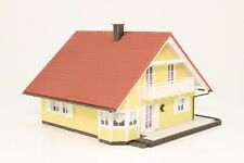 Faller H0 Villa Wohnhaus Einfamilienhaus fertig aufgebaut