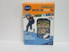 VTech Kidizoom Action Cam 180 WATERPROOF CASE CAMERA VIDEO GAMES BRAND NEW