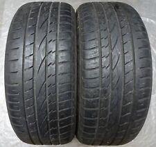 2 Neumáticos de verano Continental Contacto SSR RSC CROSS UHP 255/50 R19 107w