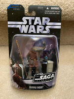 Momaw Nadon STAR WARS Saga Collection action figure #031 ~ Color glass version