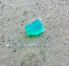 2.85ct Natural Neon Blue Green Copper Bearing Paraiba Tourmaline Crystal Brazil
