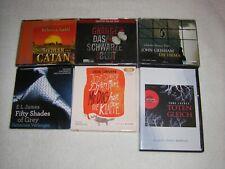 Hörbuch Sammlung # 72 Hörbücher mit ca. 250 CDS