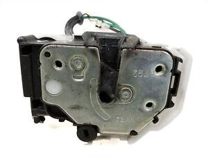 Türschloss m. ZV Stellmotor Rechts Vorne für Alfa Romeo 159 939 Kombi 50513051