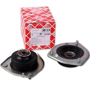Coppia Supporti Ammortizzatore Anteriori FEBI Mini R56 Cooper SD Cooper S One D