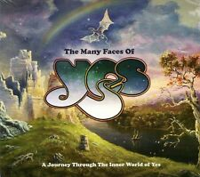 Yes : The Many Faces Of Yes - A Journey Through The Inner World Of Yes (3 CD)
