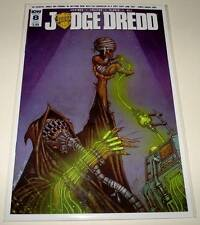 JUDGE DREDD # 8  IDW Comic SUBSCRIPTION VARIANT COVER EDITION  July 2016   NM