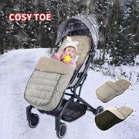 Baby Universal Pushchair Cosy Toes Footmuff Toddler Liner Buggy Pram Stroller