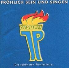FRÖHLICH SEIN UND SINGEN CD MIT PIONIERCHOR UVM NEUWARE