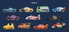 SERIE COMPLETE DE FEVES  CARS 2 - DISNEY
