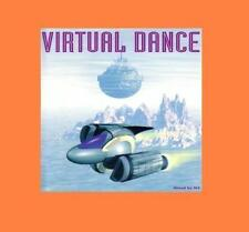 Virtual Dance CD Sealed 1995 Discomagic Records Progressive Trance