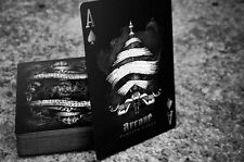 Bicycle Ellusionist Arcane Black Invisible Deck Magic US Playing Cards Poker New