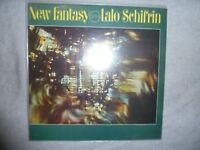 Lalo Schifrin, New Fantasy, LP, Jazz, Verve, V 8601, rar, nw