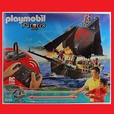 Playmobil Piratenschiff aus dem Set 5238 Piratensegler ohne Motor ohne Steuerung