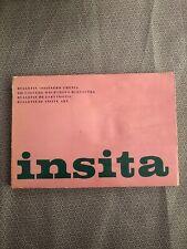 [12568-B52] Art - Bulletin de l'art insitic - 1971 - Jean Dubuffet