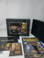 World of Warcraft III Reign Of Chaos Collectors Edition 2002 Blizzard 71454