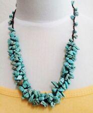 Handmade Turquoise Choker Fine Necklaces & Pendants