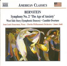 Bernstein: Symphony No.2 · West Side Story (Symphonic Dances) · Candide Overture