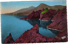 83 - cpa - CORNICHE D'OR - Rochers du Trayas, le Pic d'Aurèle et le Cap Roux