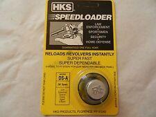 HKS Speedloader;  DS-A;  6-Shot;  38 Spec;  Fast & Dependable