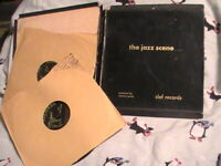 UNPLAYED 2 CLEF LP Ex DG1953 CHARLIE PARKER MACHITO LESTER YOUNG The Jazz Scene