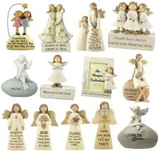 Figurine Ornament Gift For Mum Sister Daughter Friend Aunt Angel Decoration