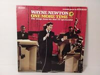 Wayne Newton One More Time Lp Songs From His First TV Spectacular